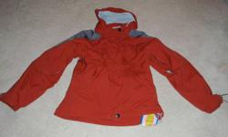 DUB Jacket is burnt orange and grey, size small. Comes with features such as superior venting system, draft waist band closure, tons of pocket space and removable hood. For $40 selling only becasue I grew out of it. Columbia Snowboard Pants in grey, size