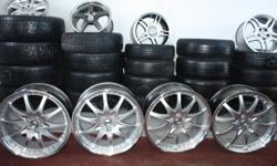 TESTED ,WITH WARRANTY AND A SERVICE YOU WILL NOT FIND ANYWHERE ELS .WE ALSO CARRY NEW TIRES             THE TIRE DEPOT   277 HESPELER RD,CAMBRIDGE  519-267 5377 NEW&USED WE WILL BEAT THE FOLLOWING  PRICE CANADIAN TIRE ,COSTCO,WALMART,ACTIVE GREEN,BEVERLY