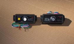 New wiper delay controls with installation instructions. $25 for the pair or $15 each.