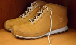 Women`s Timberland Boots Size 10 Tan Good Condition Please ask if you have any questions or to make arrangements to try on!