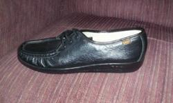 These shoes are in almost new condition.....check out my garage sale ad.