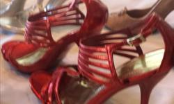 Some great shoes here ladies!!!! Womens shoe assortment. Size 8.5 mostly, Aldo Victoria Secret; some bought in Italy and Malta. Can no longer wear heels......sad to see them go. Starting at $20.00 to $35.00 for boots not pictured. Will send photos if