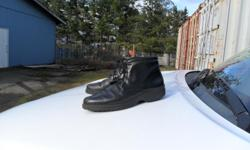 Womens shoes ECCO Full upper leather size around 7 / 7.5 Made in Portugal