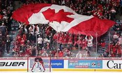 2019 World Juniors Hockey Championships Rogers Arena Vancouver, B.C. Section 306 Row 4 Seats 101- 104 Almost at blue line! CANADA GAMES STILL AVAILABLE: Dec. 29 5:00 PM Canada vs Czech Republic - $200ea - Only 2 Tix left! Jan. 2 3:30 PM Quarter Final 2