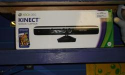 "Item: This is a complete in box Kinect for the Xbox 360. Don't care about the box? We sell loose units for $25.00 each! All games & consoles come with a one month warranty. Thanks for viewing our post! For more gaming items click the ""view seller's list"""