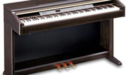 This Yamaha Clavinova CLP-120 piano is in perfect condition. We are downsizing and no longer have room for it. Reasonable offers will be considered. But it will sell this week, so it is recommended you move quickly if you are interested in the piano.