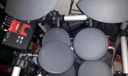 Selling just the drum kit. No throne. In great condition. Posted with Used.ca app