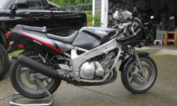 Wanting to buy your Yamaha FZR sportbike, any size, year or condition. As well as parts bikes or your pile of Yamaha parts stashed in the corner. Will consider RD, RZ, YZF, or FZ. Also looking for signs, banners or any other Yamaha swag.