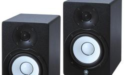 ***$300 OBO*** Hello, I'm selling two Yamaha HS50M Studio Monitors. Bought them for a project that never got off the ground. That are like new with only a few minor marks and blemishes. Both come with AC power cables. I'm in Victoria until April 3rd, and