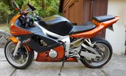 1999 Yamaha R600 31000kms Good tire Excellent running condition All new fairrings New carbon fiber mirrors