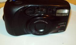 YASHICA ZOOM FILM CAMERA . CONTACT PHONE