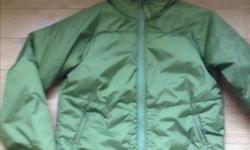 Size 10 youth MEC Jacet Warm and lined Great on its own or under gortex jacket Like new