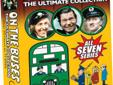 """DVDs **Check out my huge selection of vintage items and collectibles!** Click """"View seller's list"""" in the user profile section of this ad. ----------- Prices firm $25... On the Buses """"The Ultimate Collection"""", like new condition - all 7 series of the"""